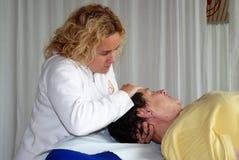 Terapia fisica Fotografia Stock