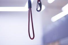 Terapia fisica di addestramento della sospensione Immagini Stock