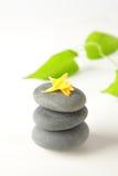 Terapii stones  Fotografia Royalty Free