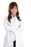 Terapista di bellezza Fotografia Stock