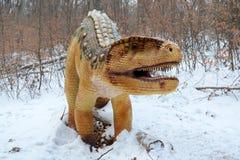 Teratosaurus fotografie stock