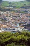 terceira της Πορτογαλίας νησιών &ta Στοκ φωτογραφία με δικαίωμα ελεύθερης χρήσης