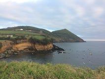 Terceira-Insel lizenzfreie stockbilder