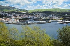 Terceira Island, Azores, Portugal Stock Photo