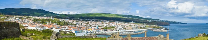 Terceira Island, Azores, Portugal Stock Photography