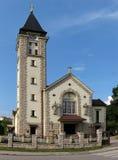 Terchova church Stock Photo
