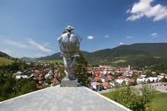 Terchova village Royalty Free Stock Photography