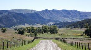 Tercio Valley Stock Photography