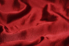 Terciopelo rojo Foto de archivo