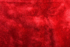 Terciopelo rojo fotos de archivo
