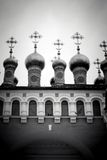 Terem churched. Moscow Kremlin. UNESCO World Heritage Site. Royalty Free Stock Photography