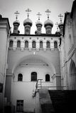 Terem Churches. Moscow Kremlin. UNESCO World Heritage Site. Stock Image