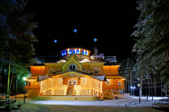 Terem de Ded Moroz Image stock