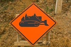 teren odizolowywał pedestrians zabraniających ograniczających drogowych znaki drogowy Obraz Stock