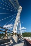 Terenez Bridge Stock Image