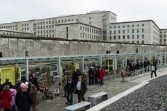 Terenoznawstwo Terror d muzeum który d obraz royalty free