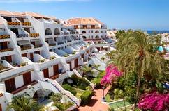 terenu budynku hotelowy luksusowy odtwarzanie Fotografia Royalty Free