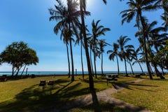 Terenu hotel, hotel z wielkim terytorium, Hotelowy Mambasa terytorium, hotel z zielonym terytorium, ph Fotografia Stock