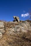 terenu kamień arshihaty lasowy sceniczny zdjęcie stock