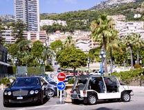 Terenu kasyno w Monte, Carlo - Obrazy Royalty Free