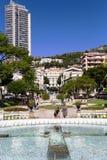 Terenu kasyno w Monte, Carlo - Zdjęcie Stock