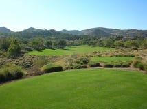 terenu kursu golfa las Vegas Zdjęcia Royalty Free