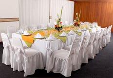 terenu ślub galanteryjny recepcyjny Zdjęcia Stock