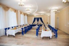 terenu ślub galanteryjny recepcyjny Fotografia Stock