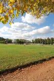 terenu lukiskiu Vilnius fotografia stock