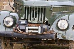 Terenu pojazd, UAZ fotografia stock