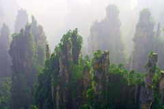 terenu wulinyuan sceniczny zdjęcia stock