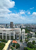 tereny Bangkok paragon jeden zakupy s Siam Obrazy Stock