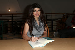 Teresa Giudice Royalty Free Stock Photos