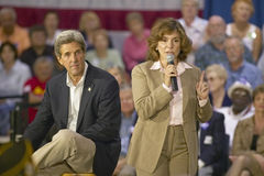 Teresa Heinz Kerry Royalty Free Stock Images