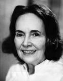 Teresa Wright Foto de archivo libre de regalías