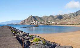 Teresitas Beach Stock Photo