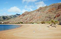 Teresitas Beach Stock Image