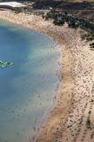 Teresitas beach of Tenerife Stock Images