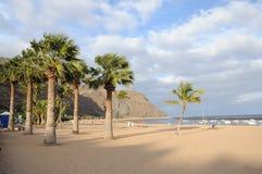 teresitas de las playa Испании tenerife стоковое фото rf