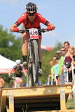 Tereza Hurikova - MTB cross country Stock Photos