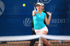 Tereza Smitkova - J&T Banka Prague Open 2015 Stock Image