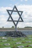 Terezin战争公墓 库存照片