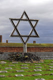 Terezin commemorativo immagine stock