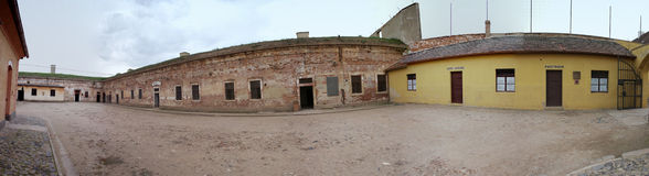 Terezin concentration camp Stock Image
