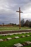 Terezin conmemorativo Foto de archivo libre de regalías