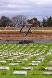 Terezin conmemorativo Fotografía de archivo