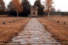 Terezin-Festung Stockbilder