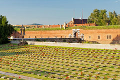 Free Terezin Fort Royalty Free Stock Photos - 20899248