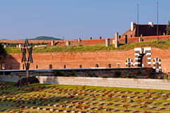 Terezin Fort Royalty Free Stock Photography