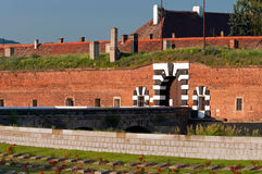 Terezin Fort Royalty Free Stock Images